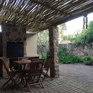 Bachelor with patio - Treelands Estate Dullstroom