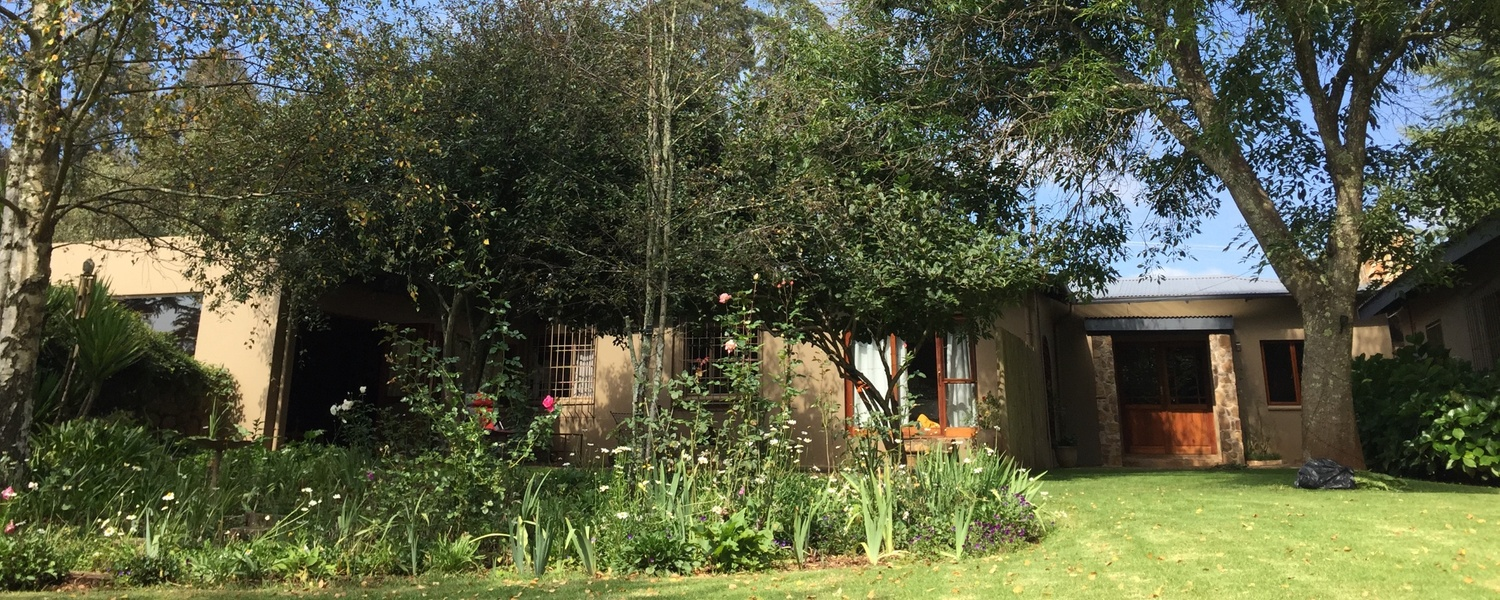 Treelands Estate - Dullstroom self-catering accommodation